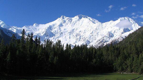 Горы Кашмира