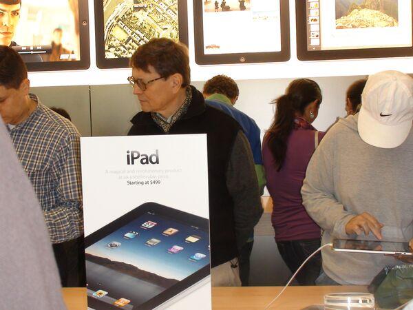 Продажа iPad