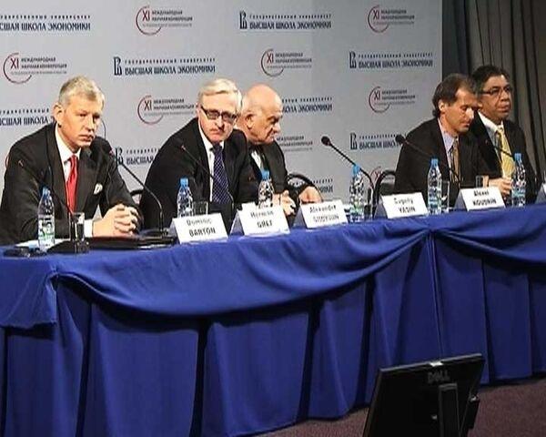 Представители власти и бизнеса собрались на дискуссию в ГУ-ВШЭ