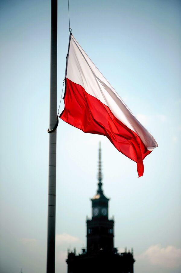 Траур в Польше