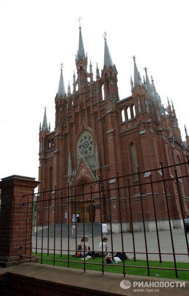 Римско-католический Храм Непорочного зачатия Пресвятой Девы Марии