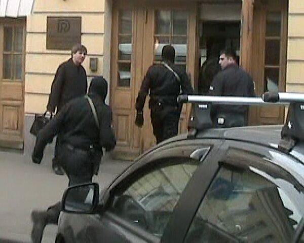 Оперативники изъяли документы по делу попытки хищения из ПФР