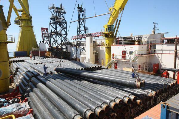 Греция намерена ускорить реализацию проекта Бургас-Александруполис