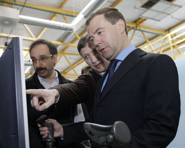 Дмитрий Медведев сбил немецкий бомбардировщик