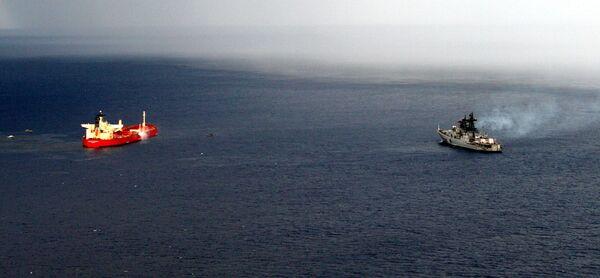 Освобожден захваченный пиратами танкер Московский университет