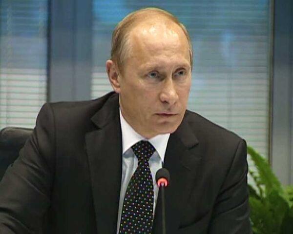 Путин потребовал быстро проветрить Распадскую и начать работы внутри