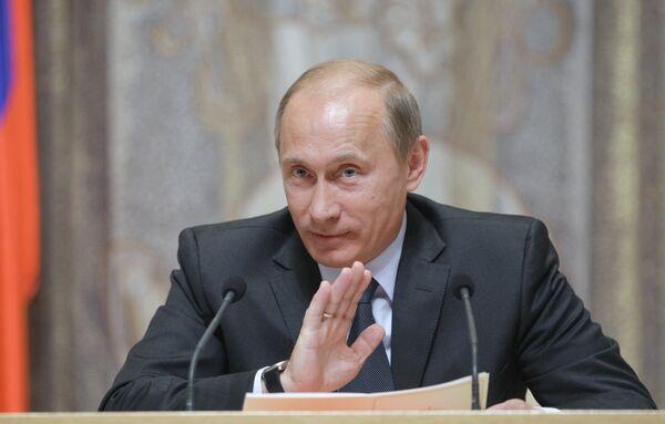 Путин надеется на компромисс между МЭР и Минфином по вопросам бюджета