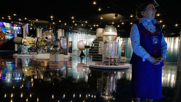 Музей космонавтики на ВВЦ, архивное фото