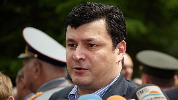 Александр Квиташвили, архивное фото