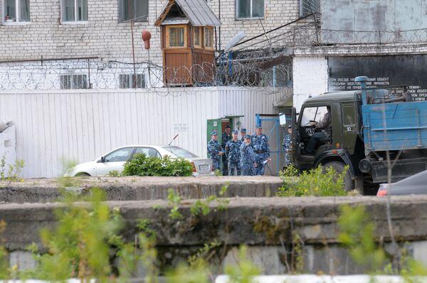 Григорий Грабовой освобожден из СИЗО в Пермском крае