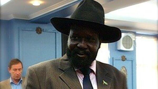Новый президент правительства южного Судана Сальва Киир