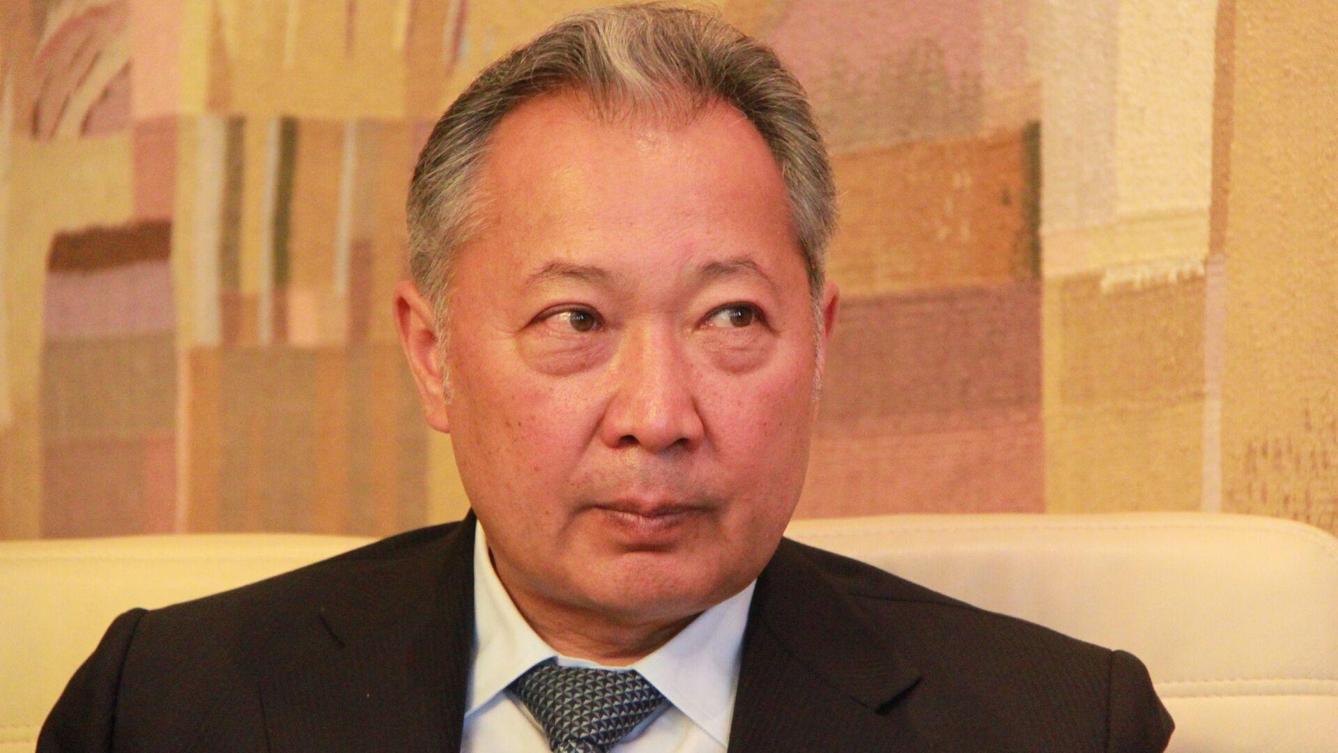 Курманбек Бакиев, бывший президент Киргизии - РИА Новости, 1920, 06.10.2020