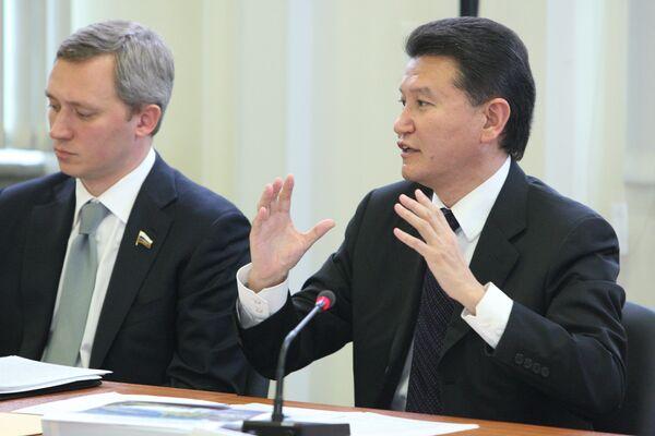 Заседание Госсовета РФ по вопросам экологии под председательством Дмитрия Медведева