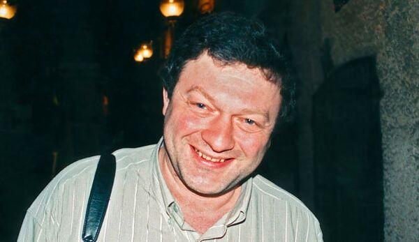 Актер и режиссер Роман Козак. Архив