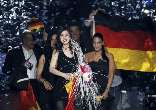 Лена Мейер-Ландрут на Евровидении-2010