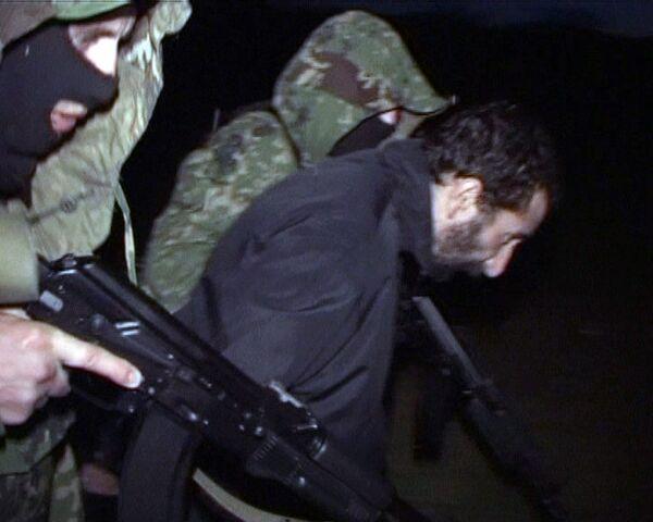 Спецназ ФСБ задержал главаря бандитского подполья по кличке Магаc