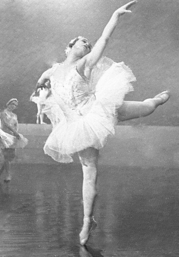 Марина Семенова. Архив