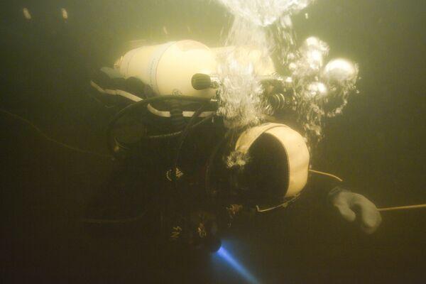 Подводное погружение. Архив