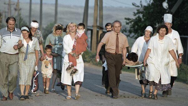 События в Буденновске. Архивное фото