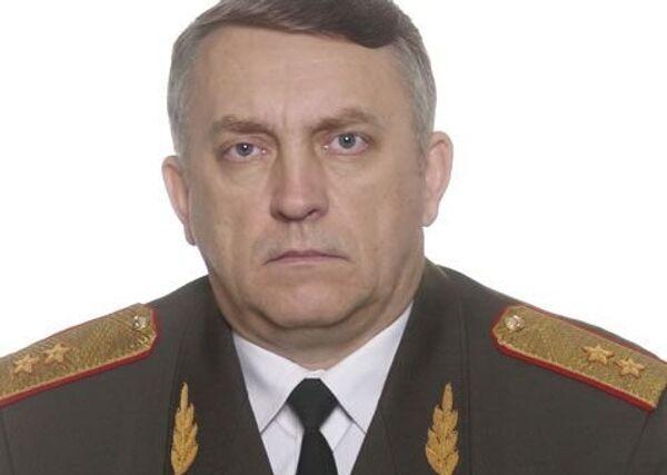 Генерал-лейтенант Сергей Каракаев