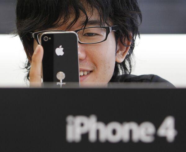 Старт продаж iPhone 4