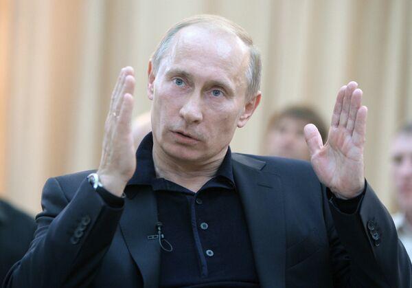 Путин выступает за восстановление производственных связей РФ и Украины