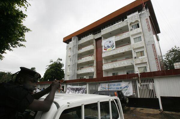 Президентские выборы в Гвинее