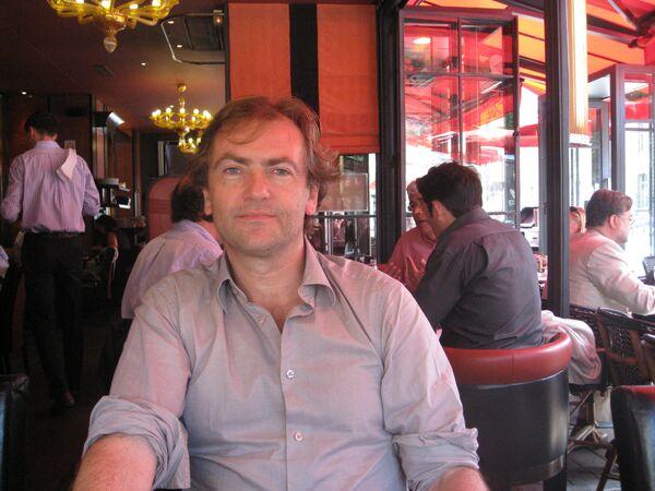 Писатель Дидье ван Ковеларт