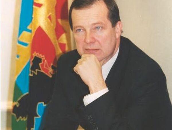Глава Республики Карелия Катанандов Сергей Леонидович