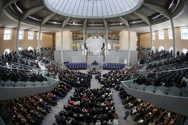 Президентские выборы в Германии в июне 2010 г.
