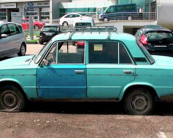 Россиянам разрешили сдать в утиль еще 200 тысяч автомобилей