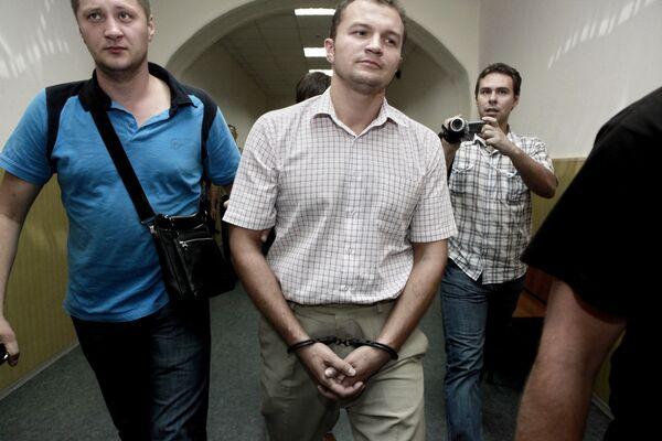 Руководитель отдела по расследованию особо важных дел Московского межрегионального следственного управления на транспорте Иван Кожевников взят под стражу