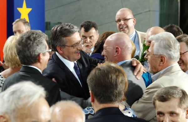 Второй тур выборов президента в Польше