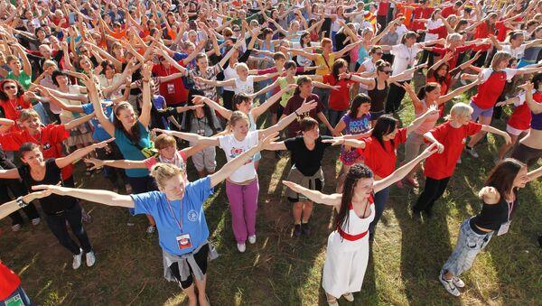 Всероссийский молодежный форум Селигер-2010