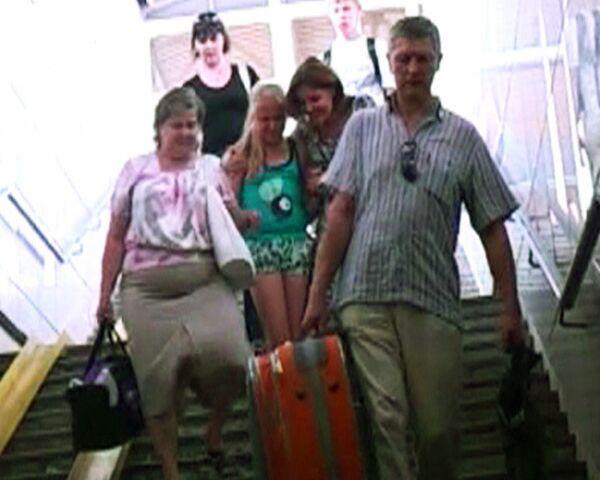Школьники, ставшие очевидцами трагедии в Ейске, вернулись домой