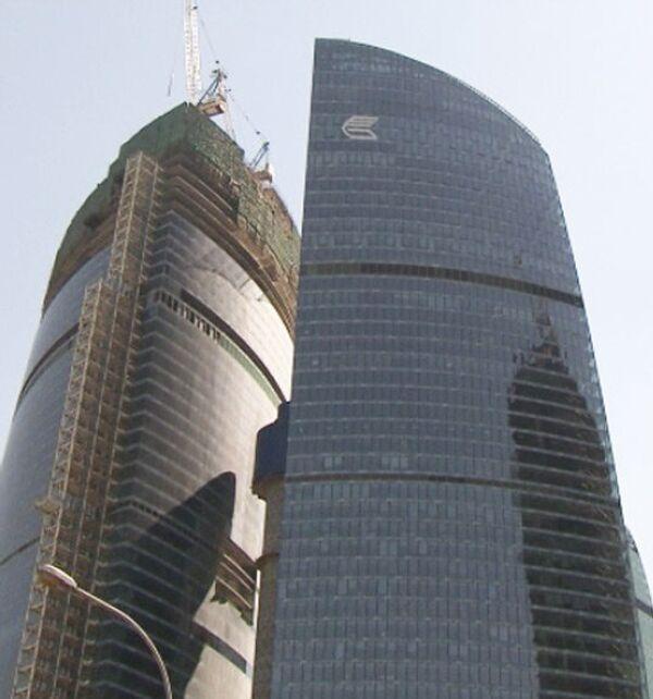 Самый высотный в мире бассейн построили в Москва-Сити