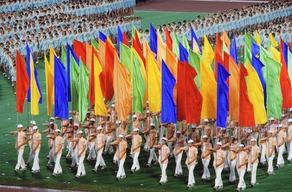 22 Олимпиада в Москве