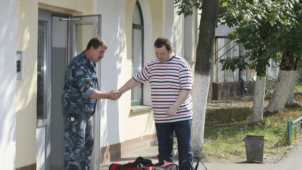 Бывшего первого заместителя гендиректора Финансовой лизинговой компании Андрея Бурлакова выпустили из СИЗО под залог в 50 миллионов рублей
