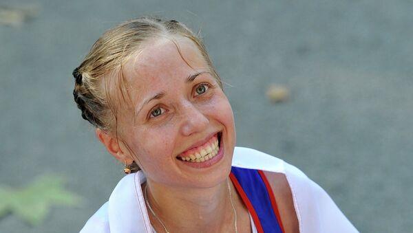 Ольга Каниськина. Архивное фото