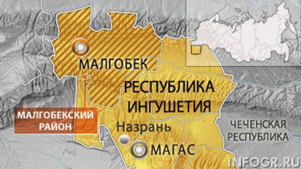 Милиционеры в Ингушетии расстреляли коллег, протаранивших шлагбаум