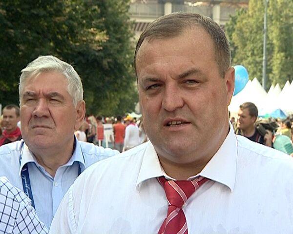 Нужно наладить международное сотрудничество в детском спорте - Байдаков