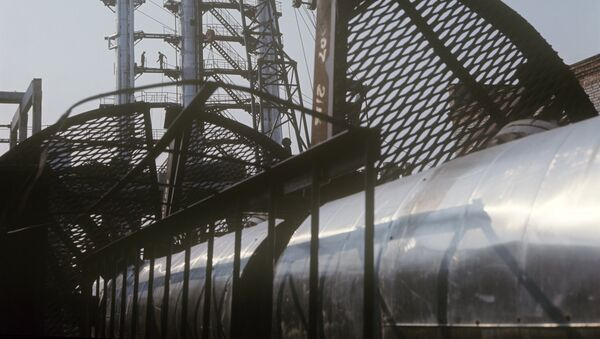 Нефтепровод. Архив