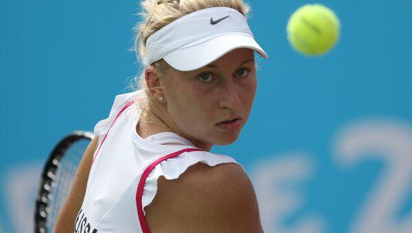 Российская теннисистка Дарья Гаврилова. Архивное фото
