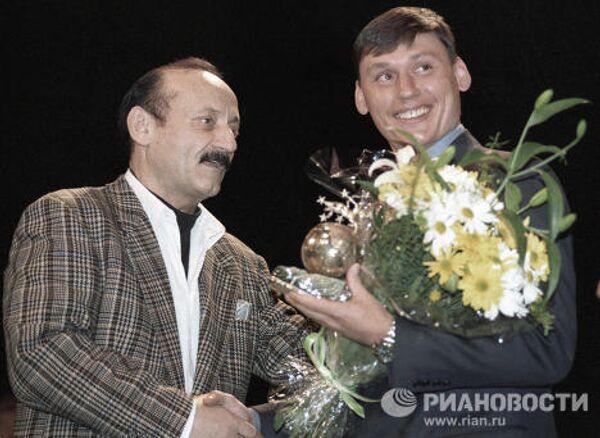 Семен Фарада и Илья Цымбаларь