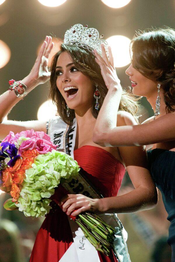 Мексиканка стала обладательницей титула Мисс Вселенная