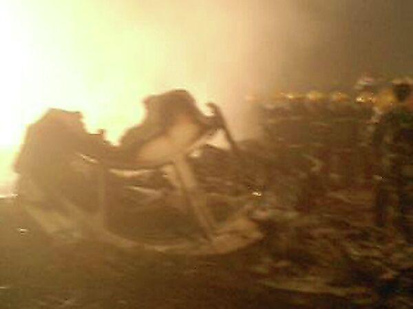 Авиакатастрофа в Китае 24 августа 2010