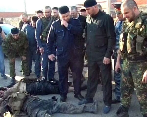 Мы ждали этих шайтанов – Рамзан Кадыров о боестолкновении в Центорой