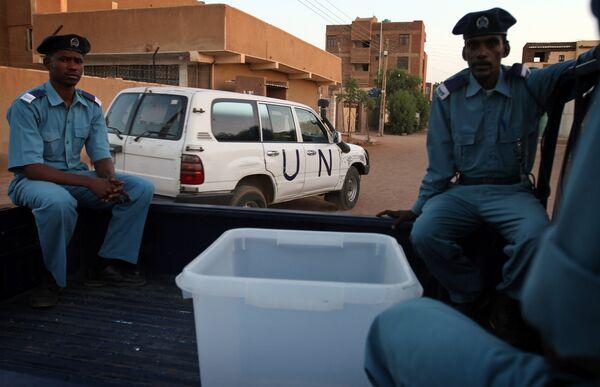 Военные Судана. Архив