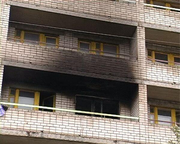 Выйти из горящего здания мешал дым – постояльцы дома престарелых