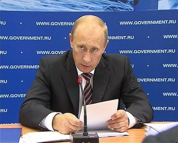 Путин пообещал Норникелю повысить штрафы за загрязнение природы